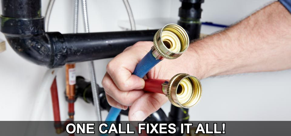 hoses for heating and plumbing -